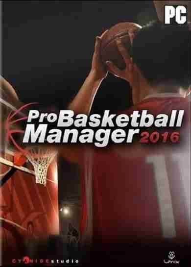 Descargar Pro Basketball Manager 2016 Update v1 0 0 6 [ENG][BAT] por Torrent